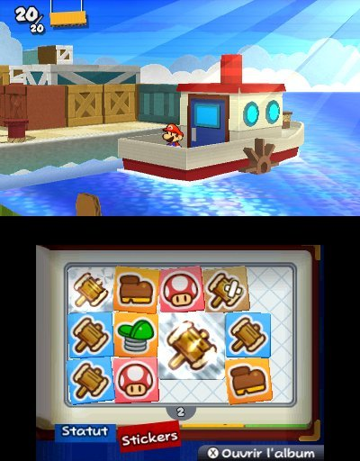 Paper Mario : Sticker Star