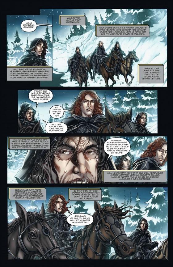 A Game of Trones - Le Trône de Fer : Volume 1