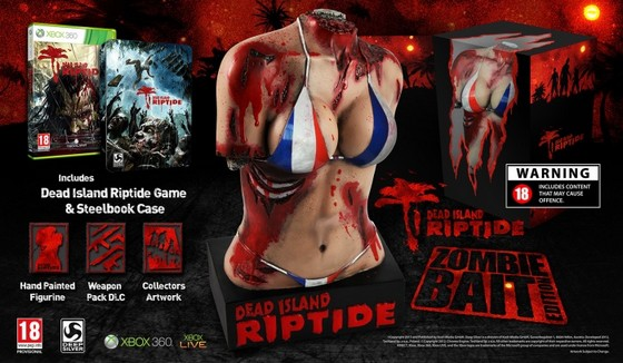 Dead Island Zombie Bait