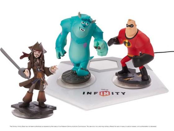 [NEWS] Disney Infinity : Imaginez un Monde pour Jouer à l'Infini