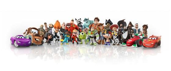 Disney Infinity : Imaginez un Monde pour Jouer à l'Infini