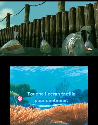 Le Monde de Nemo : Course vers l'Océan - Édition Spéciale