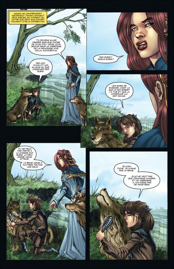 A Game of Thrones – Le Trône de Fer : Volume 2
