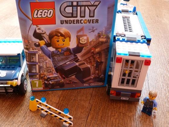 [ARRIVAGE] LEGO City Undercover sur Wii U mais pas que...