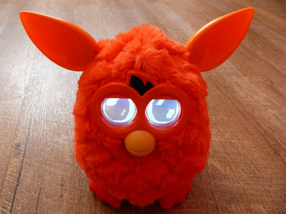 [TEST] Furby version 2013