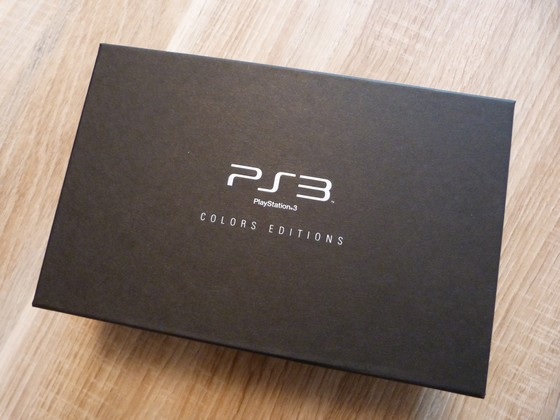 Press Kit : PS3 Colors Edition