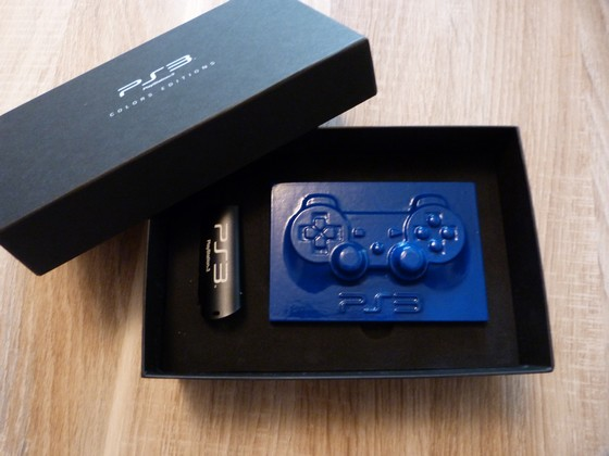 Press Kit : PS3 Colors Edition