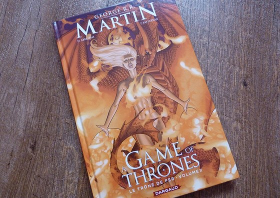 A Game of Thrones – Le Trône de Fer : Volume 2