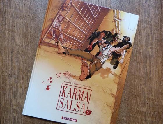 Karma Salsa – Tome 2