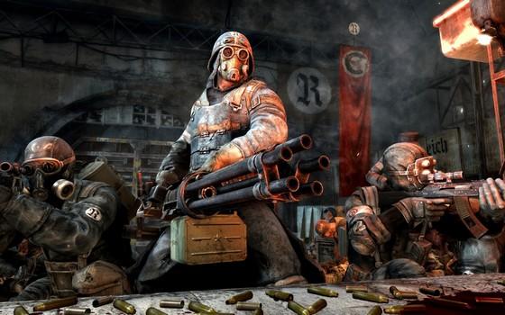 """[BREAKING NEWS] Deep Silver dévoile le DLC """"Faction Pack"""" pour Metro: Last Light"""