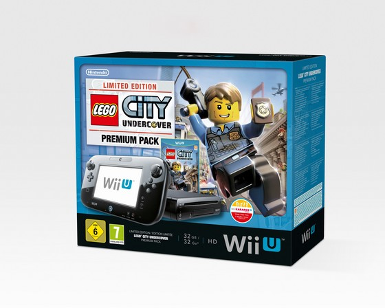 Nintendo annonce 2 Packs Wii U Exclusifs !