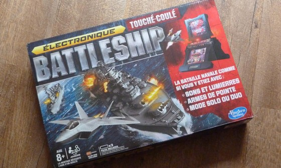 Electronique Battleship