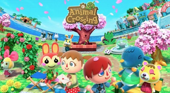 [BREAKING NEWS] Nintendo et Animal Crossing NL Partenaires de Festiblog 2013 !