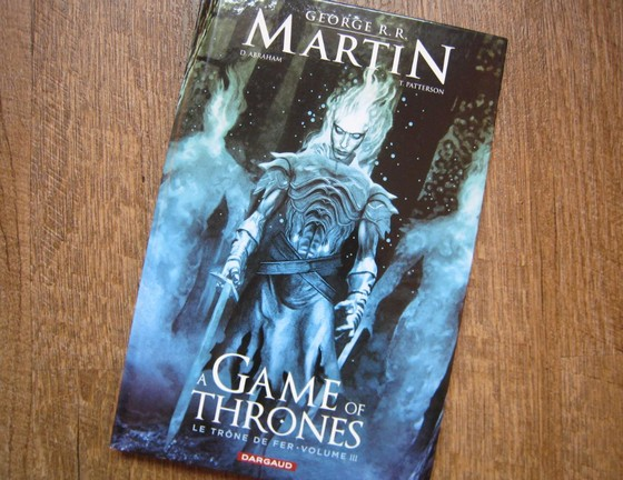 A Game of Thrones – Le Trône de Fer : Volume 3