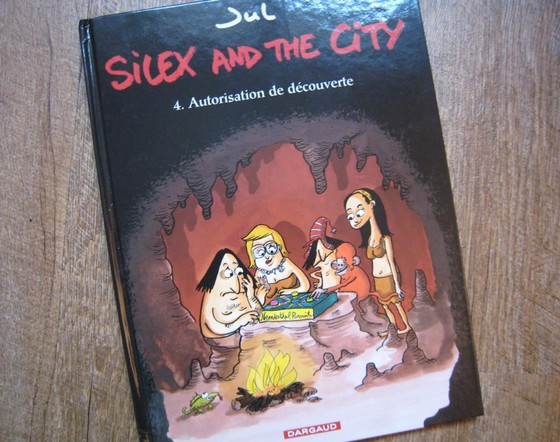 Silex And the City – Tome 4