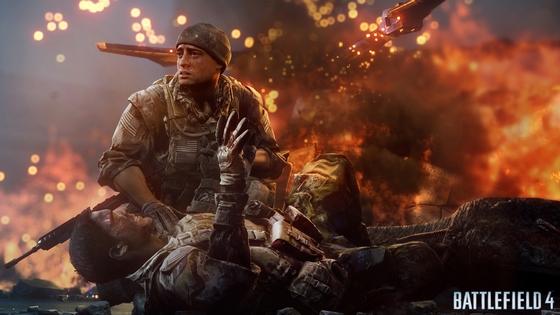 Battlefield 4 sur XBOX ONE