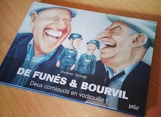 De Funès et Bourvil - Deux corniauds en vadrouille