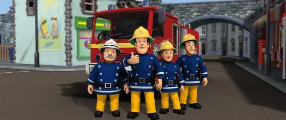 Concours sam le pompier la rescousse un joueur - Photo sam le pompier ...